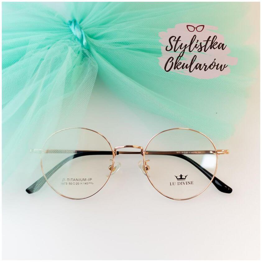 okulary LU Devine od Dr OKO