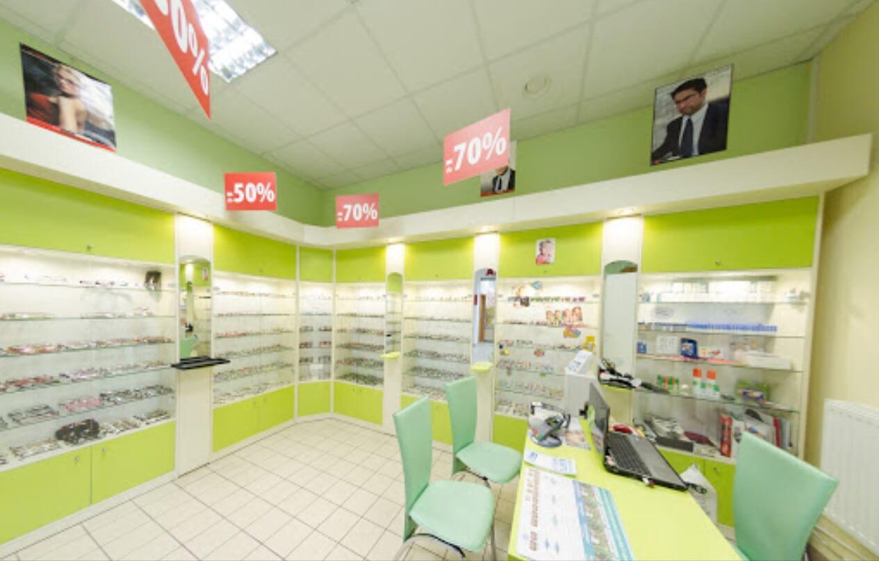 Salon Dr OKO CH Intermarche Chojnów